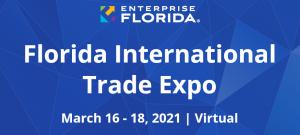 Florida International Trade Expo 2021 – Virtual Export Event